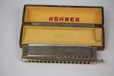 "M. Hohner The 64 Chromonica 4 octaves PROFESSIONAL MODEL ""C"" harmonica & case"