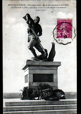 MONT-SAINT-QUENTIN (80) MONUMENT aux MORTS 1914-1918 aux SOLDATS AUSTRALIENS