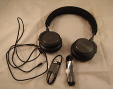 Bang & Olufsen Beoplay H8 Black Noise Cancellation On Ear Headphones w/ Bag
