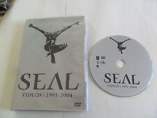 Seal - Videos 1991 - 2004 (DVD 2004) Region 2,3,4,5