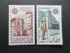 ANDORRE  FRANCAIS  276 / 277  NEUFS  **  EUROPA  1979  COTE  12  EUROS