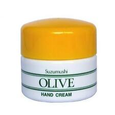 Suzumushi Olive Hand Cream 60g From Japan