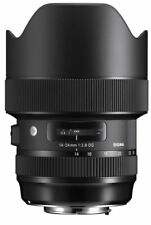 SIGMA 14-24mm F2.8 Art DG HSM ZOOM LENS for CANON NEW in FACTORY BOX & CASE