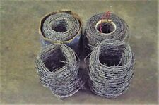 Barbed Wire - Quantity of Barbed Wire