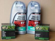Motorex Cross Power 4T 10W-50 / Ölfilter Husqvarna 701 Enduro ab 2016