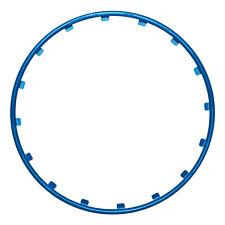 "Rim Protectors - Rim Ringz 17"" Blue"