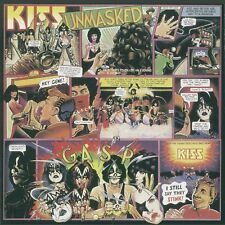 KISS UNMASKED REMASTERED 1997 CD POP HARD ROCK NEW