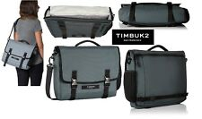 Timbuk2 The Closer Case Medium size, in Surplus Gray Green messenger bag, NWT