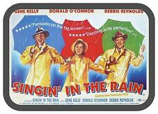 Singing in the Rain Movie poster repro  Novelty  Metal wall sign