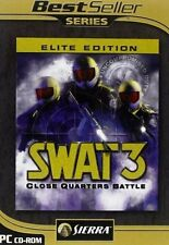 Swat 3 - Close Quarters Battle - Elite Edition PC CD-Rom