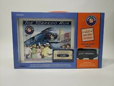 Learning Curve Lionel The Torpedo Run Train Engine Book Cassette