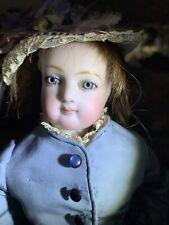 Antique Fg French Fashion Poupe Doll 13�