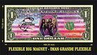 STEEL PANTHER IMAN BILLETE 1 DOLLAR BILL MAGNET
