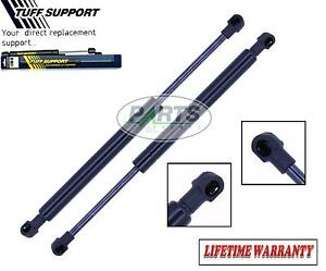 2 REAR HATCH TRUNK LIFT SUPPORTS SHOCKS STRUTS ARMS PROPS FITS RENAULT TWINGO