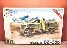 1/72 PST FUEL TRUCK BZ-35S MODEL KIT #72020