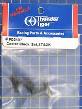 Thunder Tiger PD2107 Caster Bloc Set ZT/ZK modélisme