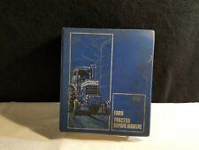 FORD TRACTOR REPAIR MANUAL/ SE 3660 1977.