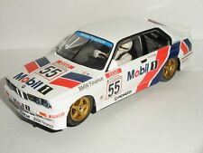 Scalextric-BMW M3 E30 BTCC Frank Sytner Ltd. edn. - Nuevo