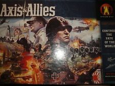 Axis and Allies Strategy Board Game (Avalon Hill Revised 2004) UPC: 076930866207