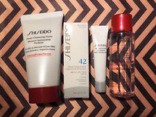 Shiseido Ultimate Beauty Regimen Next Stop Ginza - Tokyo Makeup Bag + 4 samples