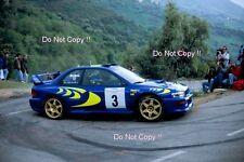 Colin McRae Subaru Impreza WRC 97 Winner Tour De Corse Rally 1997 Photograph 3
