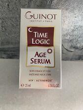 GUINOT - AGE SERUM - TIME LOGIC - Soin visage et cou 25ml