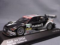 Minichamps Audi A4 DTM 2006 Phoenix Abt 1/43 Scale Mini Car Diecast CA3584