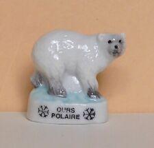 Fève Les Animaux Atlas - L' Ours Polaire