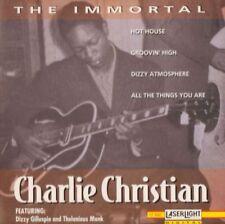 Charlie Christian(CD Album)The Immortal Charlie Christian-Laserlight-17-