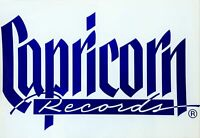 Capricorn Records Promo Logo LARGE Sticker HARD TO FIND