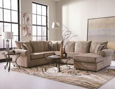 Coaster Fine Furniture Fairhaven Collection Living Room Sectional Sofa