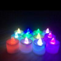 LED Kerze flackernde flammenlose Kerzen flackernd Candle Party Urlaub Pro