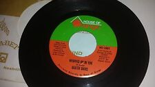GEATER DAVIS Wrapped Up In You / For Your Precious HOUSE OF ORANGE 2405 SOUL 45