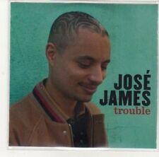(DK562) Jose James, Trouble - 2013 DJ CD