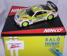 "NINCO 50433 NISSAN 350Z ""SALO DEL HOBBY"" DE BARCELONA 2006  LTED.ED 750 UNITS MB"