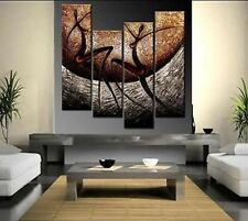 MODERN ABSTRACT HUGE WALL ORNAMENTS CANVAS OIL PAINTING (no framed)