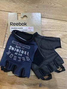 Reebok Men's Training Gloves, Gym, Size Small