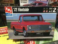 1972 Chevy Fleetside Red Box Art