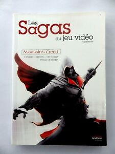 Livreles Sagas The Video Game No ° 1 Assassin's Creed Console Syndrome Editions