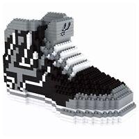 San Antonio Spurs 3D BRXLZ Sneaker Construction Block Set-NBA