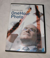 One Hour Photo DVD 2003 Widescreen, Robin Williams Connie Nielsen, Free Ship USA