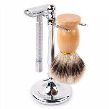 Home Use Razor Storage Easy Clean Alloy Stable Shaving Brush Holder Tool Stand