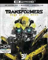 Transformers: Dark Of The Moon [New 4K UHD Blu-ray] With Blu-Ray, 4K Mastering