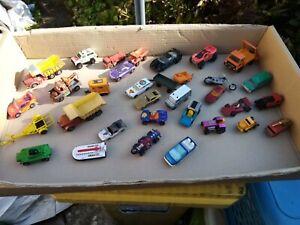 Ein Konvolut  Autos (Matchbox,Siku und andere- 33 Stück Inhalt) Set 4