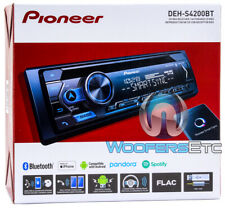 PIONEER DEH-S4200BT CD MP3 USB BLUETOOTH 13 BAND EQ CAR STEREO SPOTIFY RADIO NEW