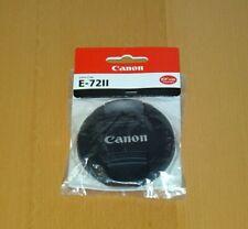 Canon E-72 II 72mm Lens Cap For Canon EF Lenses