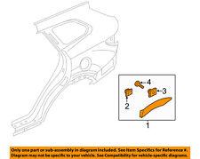 HYUNDAI OEM 13-15 Santa Fe Fender-Wheel Flare Molding Left 87741B8000CA