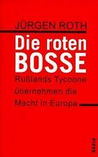 Die roten Bosse von Roth, Jürgen | Buch | Zustand sehr gut