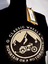 Tee-shirt Royal Enfield noir taille L