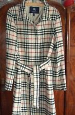 Burberry Wool Beige Clothing for Women